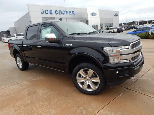 2018 F-150 SuperCrew Cab 4x4,  Pickup #JFE46630 - photo 1