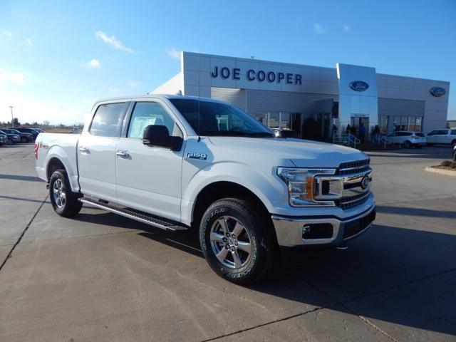 2018 F-150 SuperCrew Cab 4x4,  Pickup #JFE76832 - photo 1