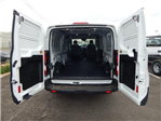 2018 Transit 150 Low Roof 4x2,  Empty Cargo Van #JKA67392 - photo 2