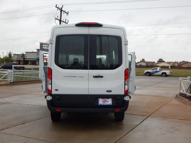 2018 Transit 250 Med Roof 4x2,  Empty Cargo Van #JKB50534 - photo 2