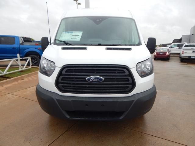 2018 Transit 250 Med Roof 4x2,  Empty Cargo Van #JKB54752 - photo 4