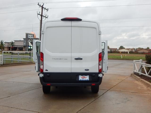 2018 Transit 250 Med Roof 4x2,  Empty Cargo Van #JKB54752 - photo 2