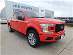 2018 F-150 SuperCrew Cab 4x4,  Pickup #JKC08875 - photo 1