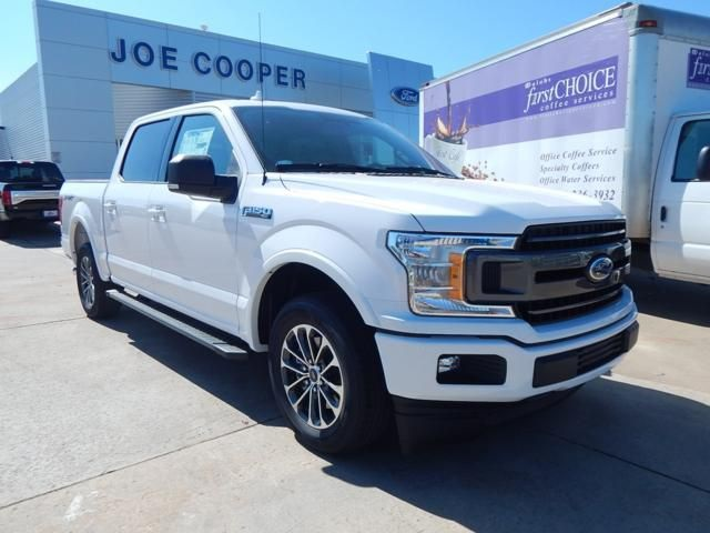 2018 F-150 Crew Cab Pickup #JKC22145 - photo 1