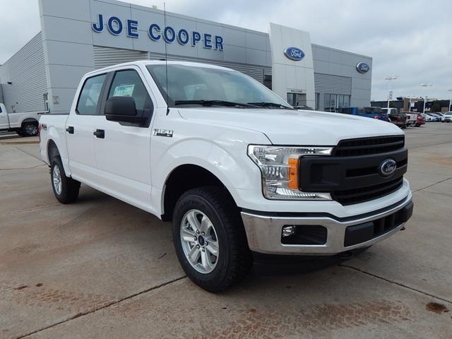 2018 F-150 Crew Cab 4x4, Pickup #JKC22147 - photo 1