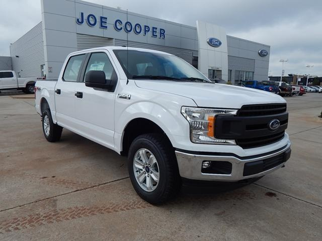 2018 F-150 Crew Cab 4x4 Pickup #JKC22148 - photo 1
