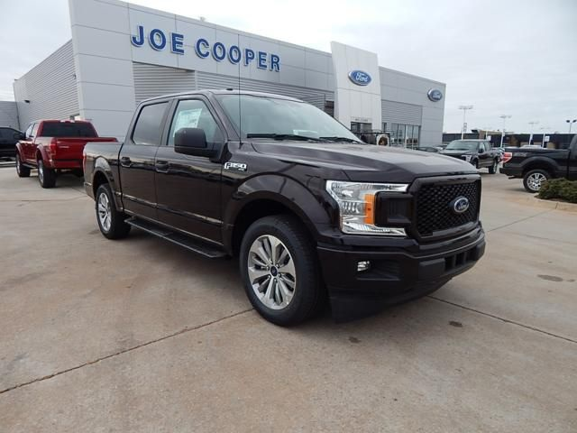 2018 F-150 Crew Cab Pickup #JKC32820 - photo 1