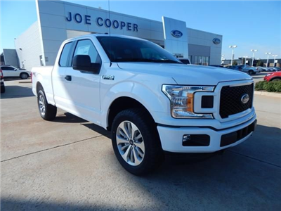 2018 F-150 Super Cab 4x4 Pickup #JKC40105 - photo 1