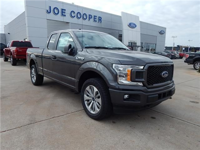 2018 F-150 Super Cab 4x4, Pickup #JKC40106 - photo 1