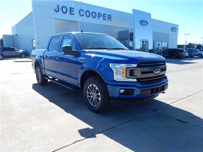 2018 F-150 Crew Cab 4x4 Pickup #JKC50421 - photo 1