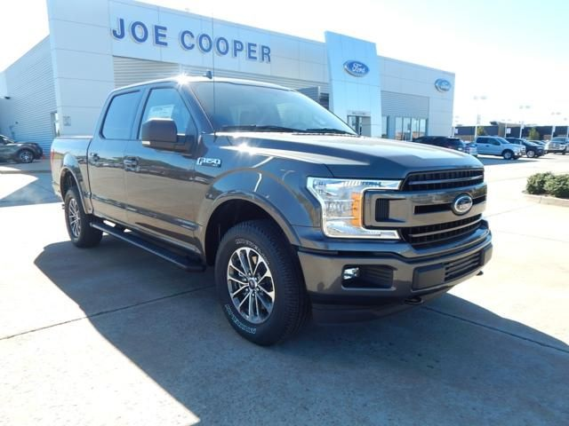2018 F-150 Crew Cab 4x4, Pickup #JKC62436 - photo 1