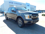 2018 F-150 Crew Cab 4x4 Pickup #JKC62436 - photo 1