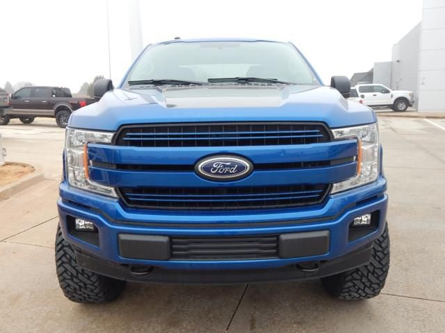 2018 F-150 Crew Cab 4x4, Pickup #JKC62438 - photo 4