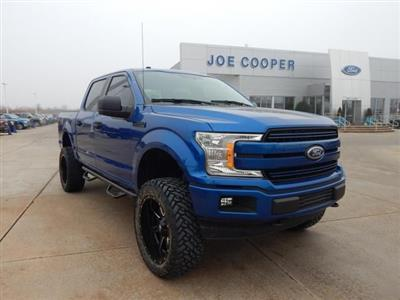 2018 F-150 Crew Cab 4x4, Pickup #JKC62438 - photo 1