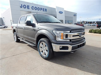 2018 F-150 SuperCrew Cab 4x4, Pickup #JKC69529 - photo 1