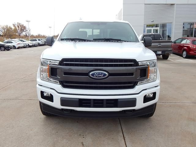 2018 F-150 Crew Cab 4x4 Pickup #JKC69548 - photo 3