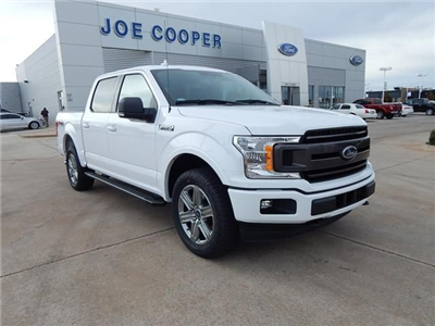 2018 F-150 Crew Cab 4x4 Pickup #JKC69548 - photo 1