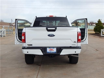 2018 F-150 Crew Cab 4x4 Pickup #JKC69548 - photo 4