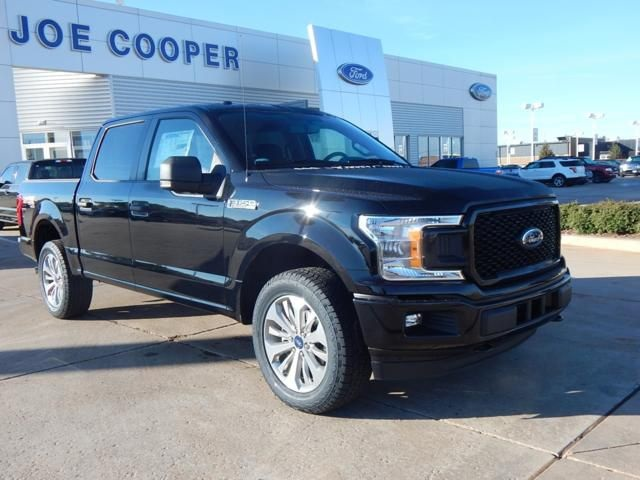 2018 F-150 Crew Cab 4x4, Pickup #JKC69550 - photo 1