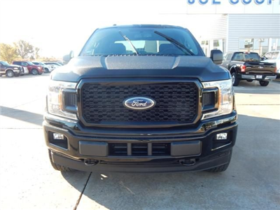 2018 F-150 Crew Cab 4x4, Pickup #JKC69550 - photo 4