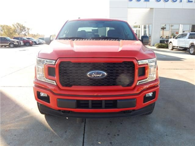 2018 F-150 Crew Cab 4x4 Pickup #JKC69551 - photo 4