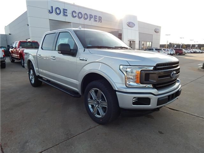2018 F-150 Crew Cab 4x4, Pickup #JKC80648 - photo 1