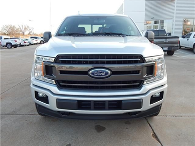 2018 F-150 Crew Cab 4x4, Pickup #JKC80648 - photo 4
