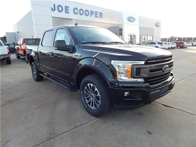 2018 F-150 Crew Cab 4x4 Pickup #JKC80656 - photo 1