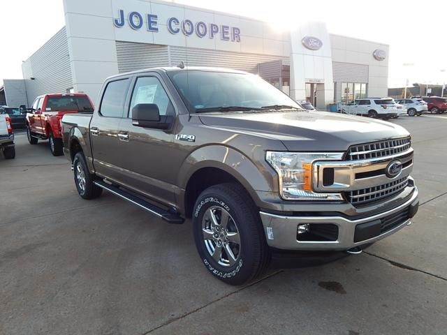 2018 F-150 Crew Cab 4x4 Pickup #JKC80657 - photo 1