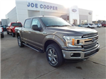 2018 F-150 Crew Cab 4x4, Pickup #JKC80657 - photo 1