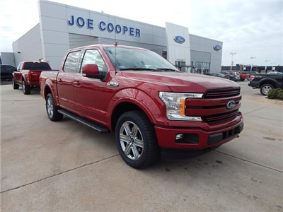 2018 F-150 Crew Cab 4x4, Pickup #JKC93391 - photo 1