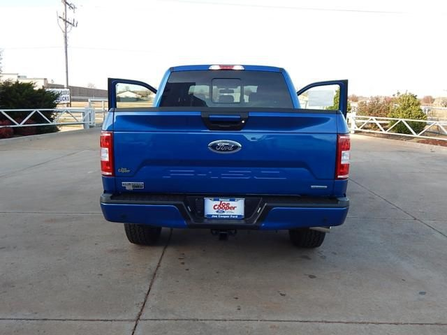 2018 F-150 Crew Cab 4x4, Pickup #JKC93393 - photo 2