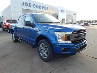 2018 F-150 Crew Cab 4x4, Pickup #JKC93393 - photo 1