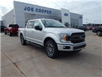 2018 F-150 Crew Cab 4x4, Pickup #JKC93399 - photo 1