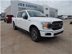 2018 F-150 Crew Cab 4x4, Pickup #JKC93400 - photo 1