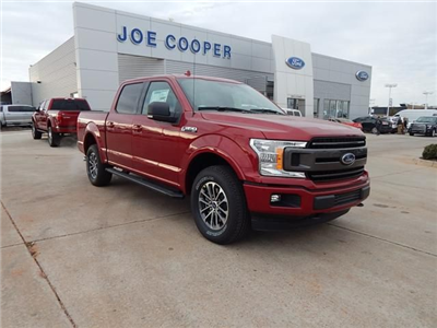 2018 F-150 SuperCrew Cab 4x4,  Pickup #JKC93401 - photo 1