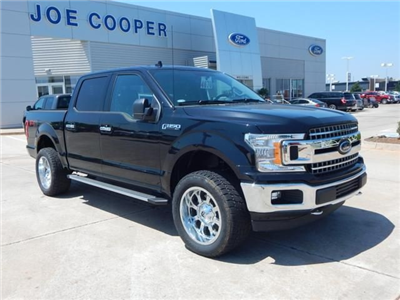 2018 F-150 SuperCrew Cab 4x4,  Pickup #JKC93402 - photo 1
