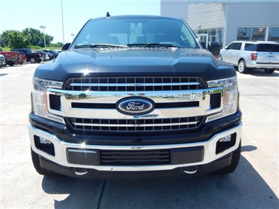 2018 F-150 SuperCrew Cab 4x4,  Pickup #JKC93402 - photo 4