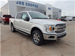2018 F-150 SuperCrew Cab 4x4, Pickup #JKC93407 - photo 1