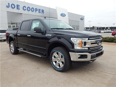 2018 F-150 SuperCrew Cab 4x4,  Pickup #JKD04145 - photo 1