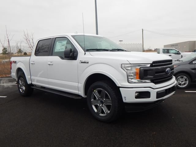 2018 F-150 Crew Cab 4x4, Pickup #JKD04152 - photo 1
