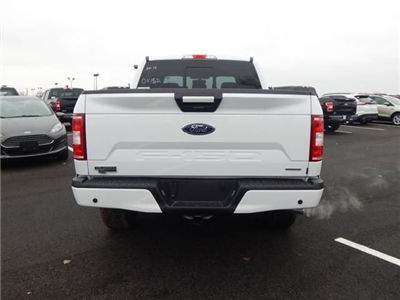 2018 F-150 Crew Cab 4x4 Pickup #JKD04152 - photo 2