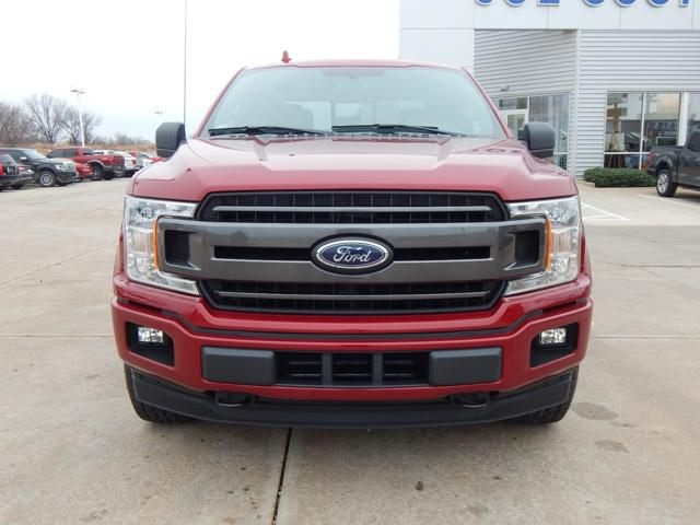 2018 F-150 Crew Cab 4x4, Pickup #JKD04153 - photo 4
