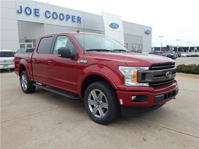 2018 F-150 Crew Cab 4x4, Pickup #JKD04153 - photo 1
