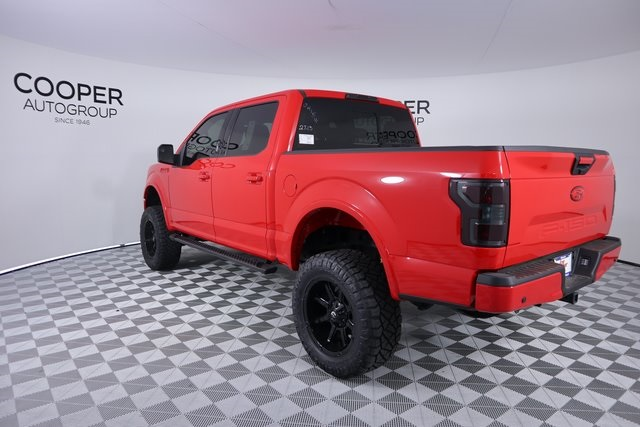 2018 F-150 SuperCrew Cab 4x4,  Pickup #JKD04154 - photo 2