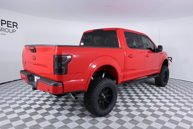 2018 F-150 SuperCrew Cab 4x4,  Pickup #JKD04154 - photo 24