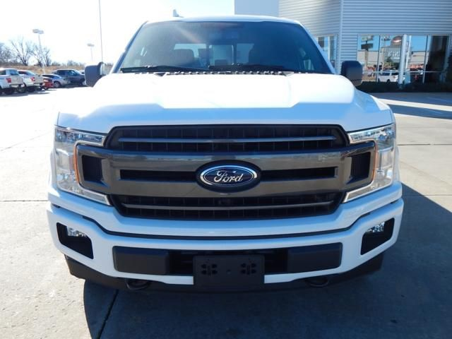 2018 F-150 SuperCrew Cab 4x4, Pickup #JKD04159 - photo 4