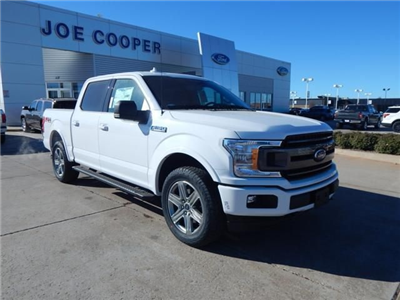 2018 F-150 SuperCrew Cab 4x4, Pickup #JKD04159 - photo 1