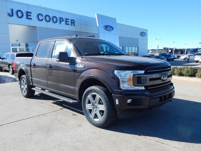 2018 F-150 Crew Cab 4x4, Pickup #JKD17689 - photo 1