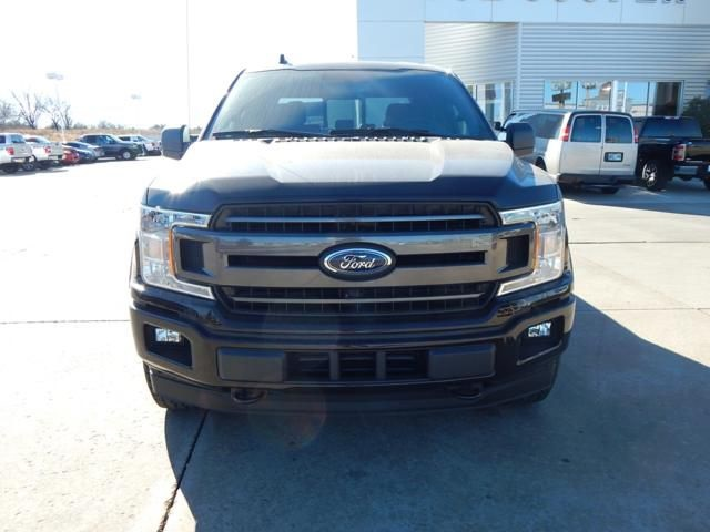 2018 F-150 Crew Cab 4x4, Pickup #JKD17689 - photo 4